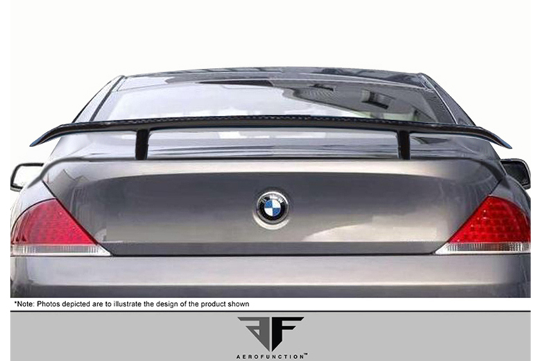 2004 BMW 6-Series Aero Function AF-2 Spoiler