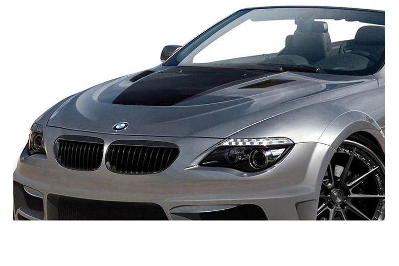 2010 BMW 6-Series Aero Function AF-2 Hood
