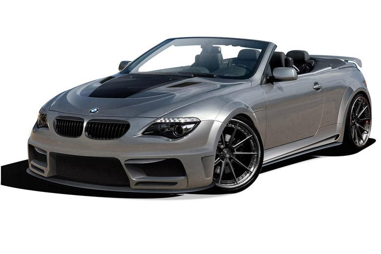 2010 BMW 6-Series Aero Function AF-2 Body Kit