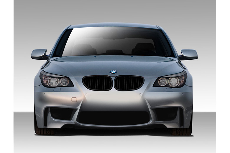 2008 BMW 5-Series Duraflex 1M Look Bumper (Front)