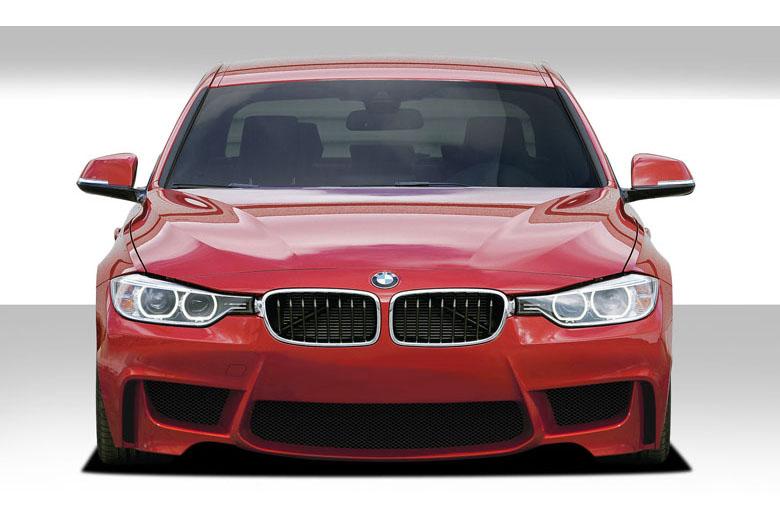 2014 BMW 3-Series Duraflex 1M Look Bumper (Front)