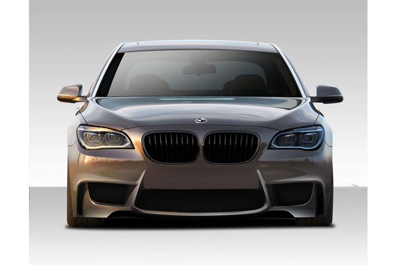 2011 BMW 7-Series Duraflex 1M Look Bumper (Front)