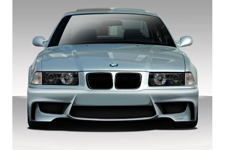 1994 BMW 3-Series Duraflex 1M Look Bumper (Front)