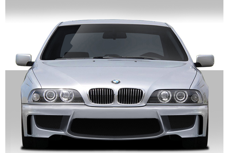 2002 BMW 5-Series Duraflex 1M Look Bumper (Front)
