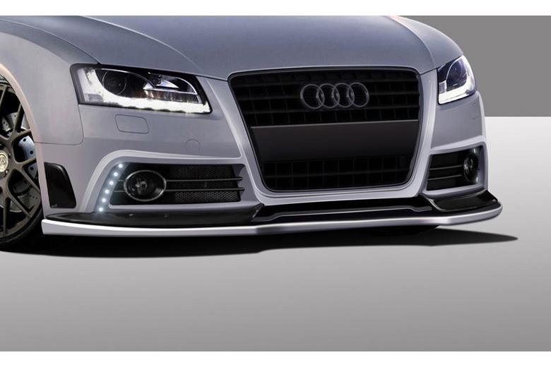 2009 Audi S5 Duraflex Eros Version 1 Front Lip (Add On)