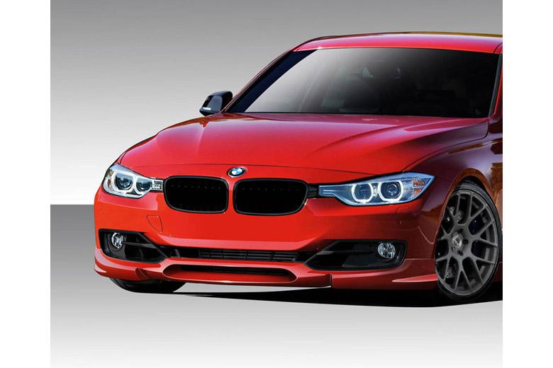 2014 BMW 3-Series Duraflex K-Sport Front Lip (Add On)
