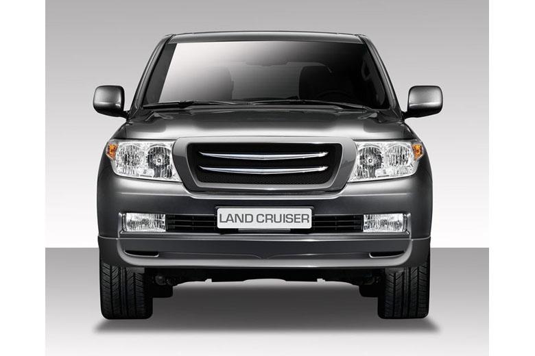 2009 Toyota Land Cruiser Duraflex L-Sport Front Lip (Add On)