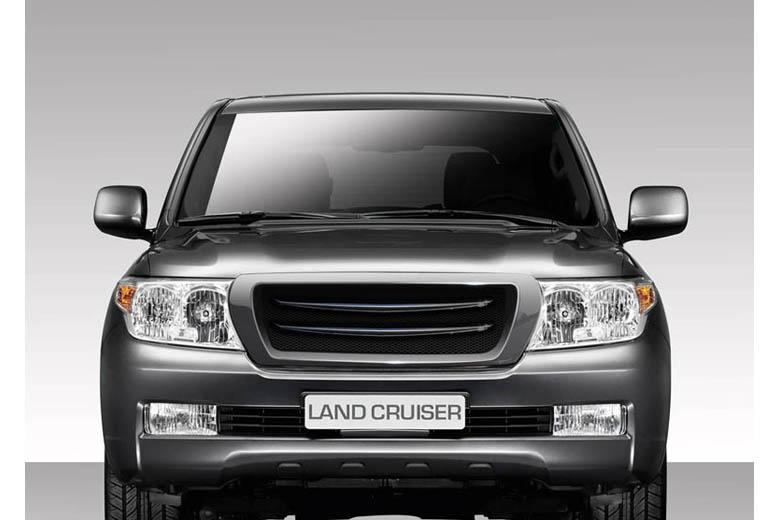 2009 Toyota Land Cruiser Duraflex J-Sport Grill