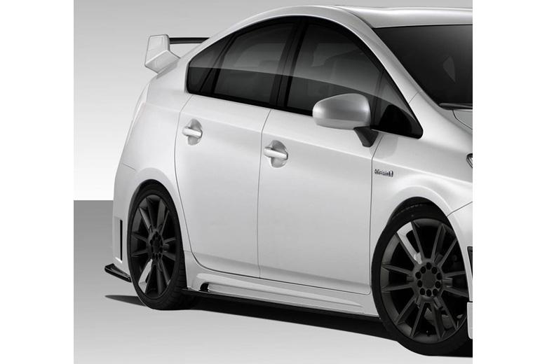 2011 Toyota Prius Duraflex TK-R Sideskirts