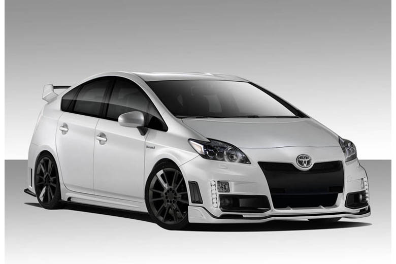 2011 Toyota Prius Duraflex TK-R Body Kit