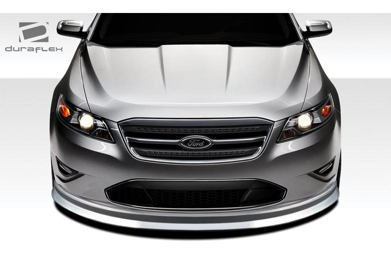 2011 Ford Taurus Duraflex Racer Front Lip (Add On)