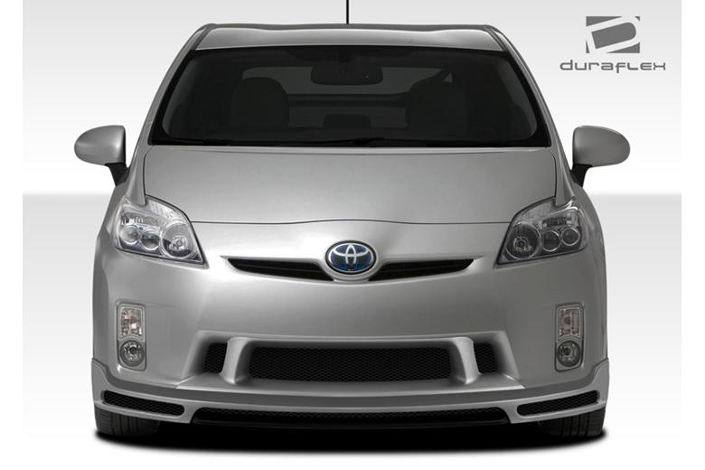 2011 Toyota Prius Duraflex K-1 Front Lip (Add On)