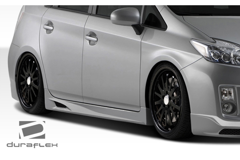 2013 Toyota Prius Duraflex K-1 Sideskirts