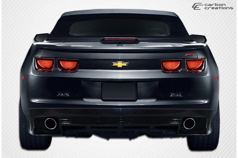 2010 Chevrolet Camaro Carbon Creations GM-X Rear Lip (Add On)