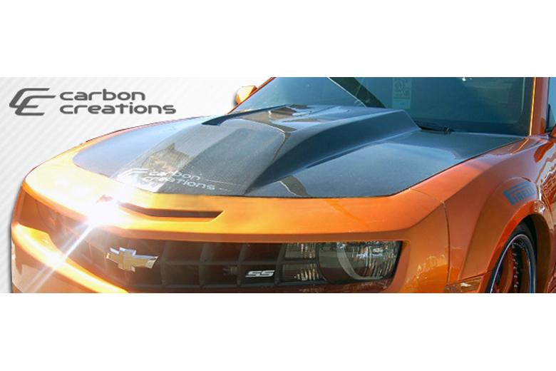 2011 Chevrolet Camaro Carbon Creations Hot Wheels Hood