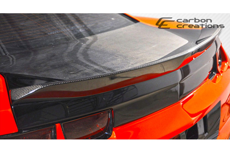 2010 Chevrolet Camaro Carbon Creations Hot Wheels Spoiler