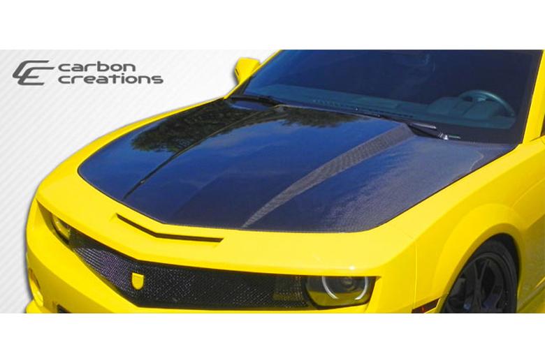 2011 Chevrolet Camaro Carbon Creations Hood