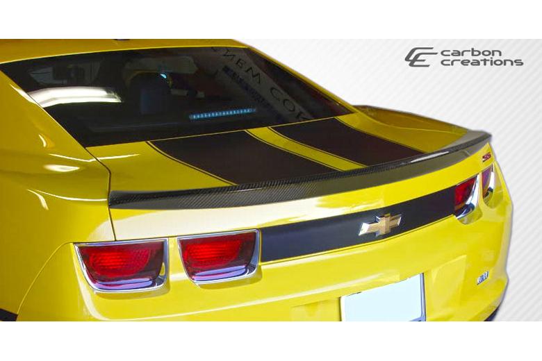 2010 Chevrolet Camaro Carbon Creations SS Spoiler