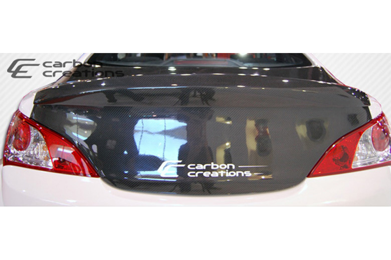 2012 Hyundai Genesis Carbon Creations Trunk / Hatch
