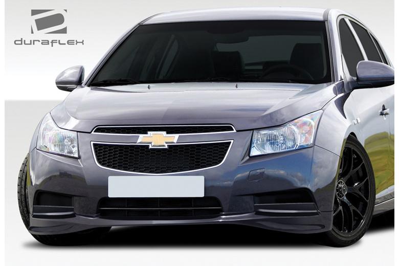 2014 Chevrolet Cruze Duraflex Racer Front Lip (Add On)