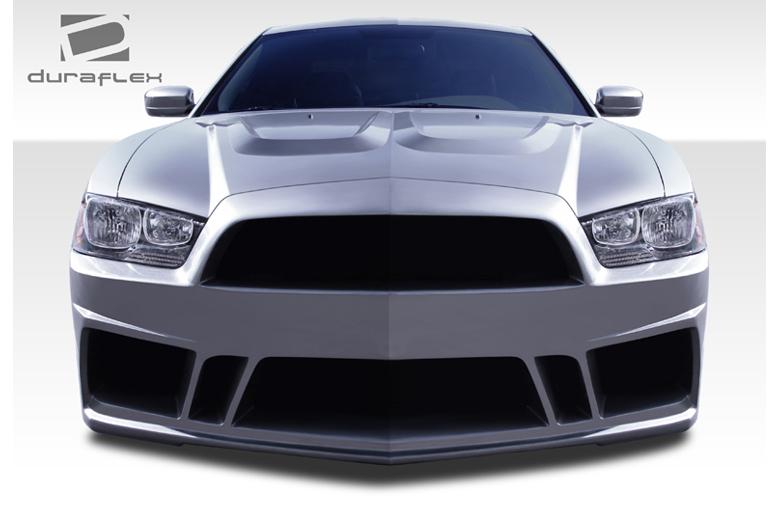 2014 Dodge Charger Duraflex Hot Wheels Bumper (Front)