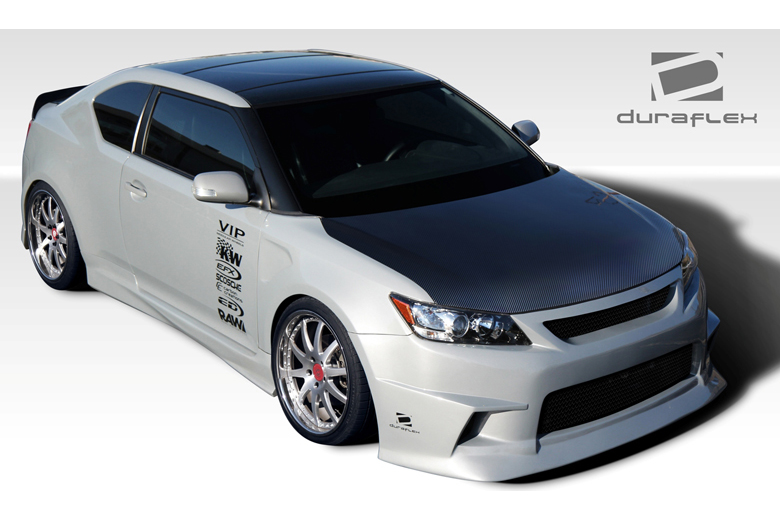 2013 Scion tC Duraflex GT Concept Body Kit