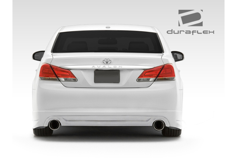 2011 Toyota Avalon Duraflex Racer Rear Lip (Add On)