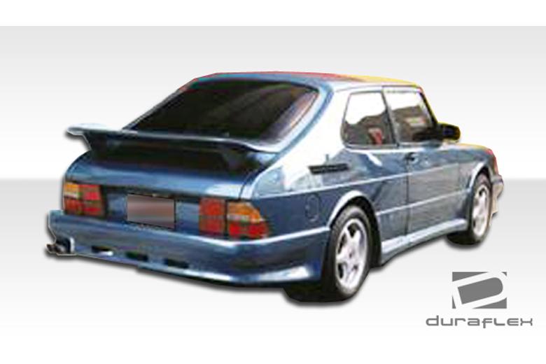 1988 Saab 900 Duraflex VIP Bumper (Rear)
