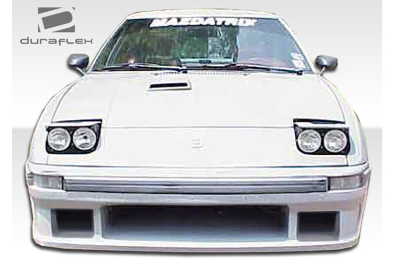1984 Mazda RX-7 Duraflex M-1 Front Lip (Add On)