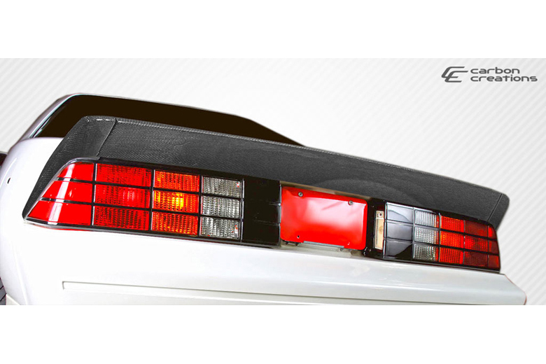 1984 Chevrolet Camaro Carbon Creations Xtreme Spoiler
