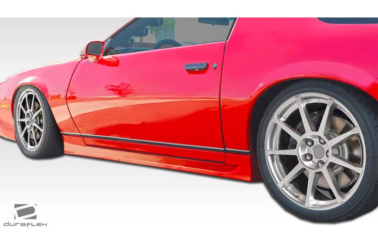 1985 Pontiac Firebird Duraflex GT Concept Sideskirts