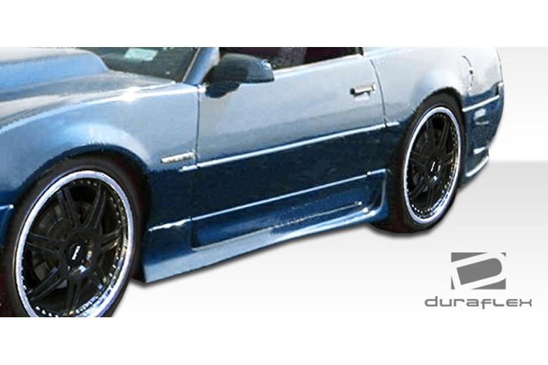 1986 Pontiac Firebird Duraflex Xtreme Sideskirts