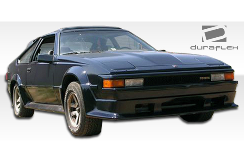 1986 Toyota Supra Duraflex F-1 Body Kit