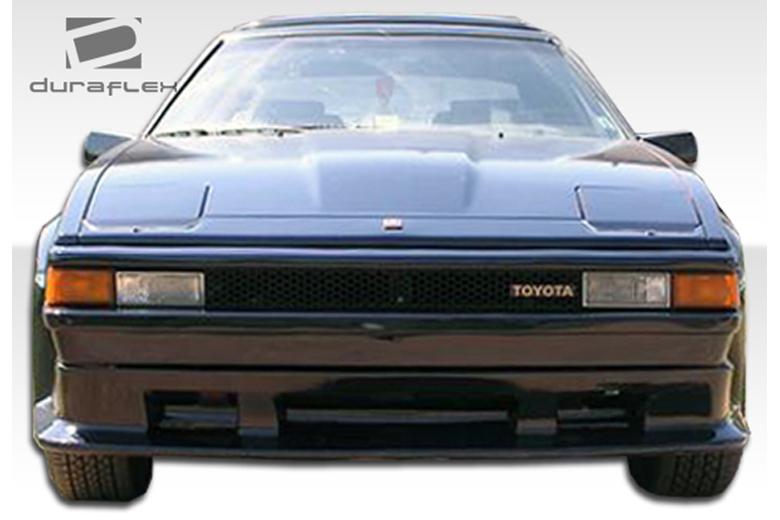 1986 Toyota Supra Duraflex F-1 Front Lip (Add On)
