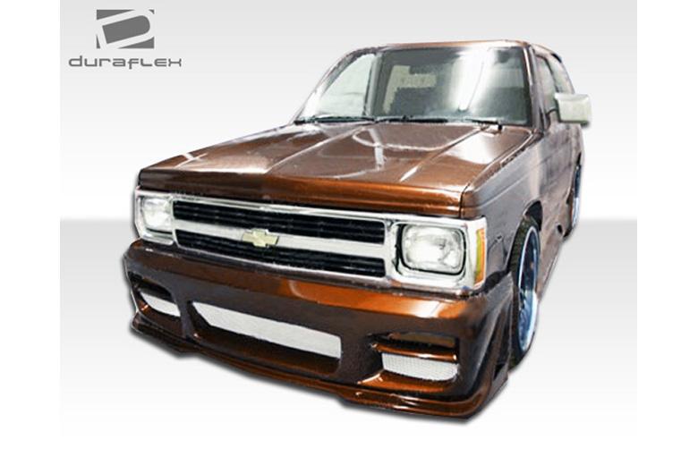 1990 GMC Jimmy Duraflex R34 Bumper (Front)