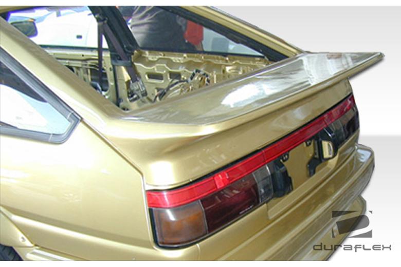 1986 Toyota Corolla Duraflex Wangan Spoiler