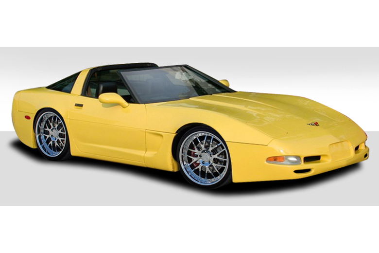 1989 Chevrolet Corvette Duraflex C-5 Body Kit