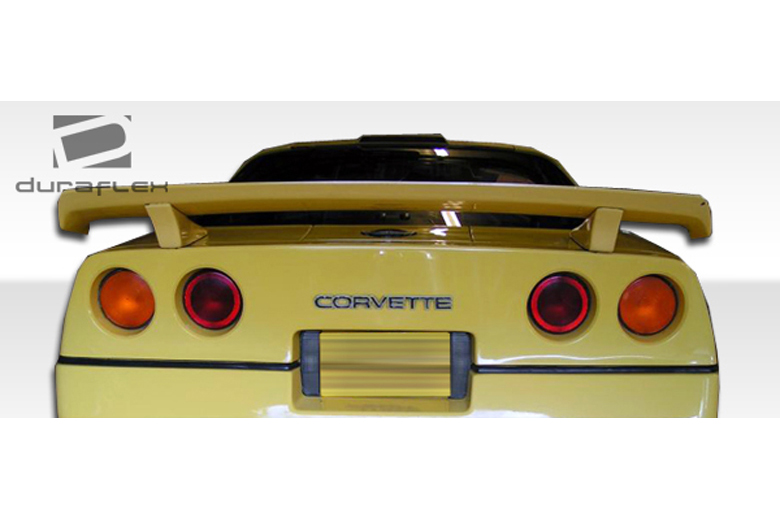 1989 Chevrolet Corvette Duraflex C-Force Spoiler