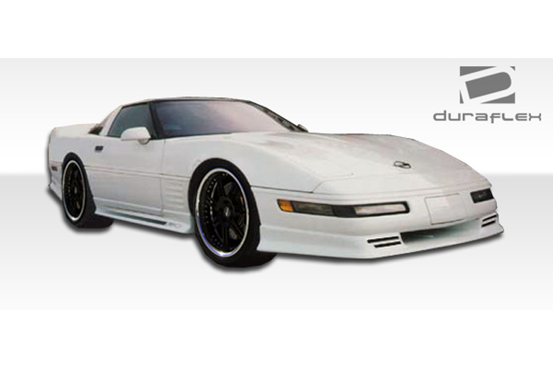 1989 Chevrolet Corvette Duraflex GTO Front Lip (Add On)