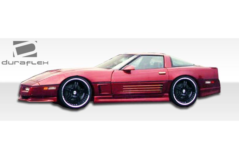1996 Chevrolet Corvette Duraflex GTO Sideskirts