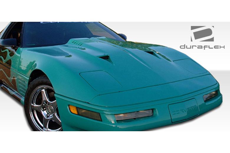 1996 Chevrolet Corvette Duraflex Twin Turbo Hood