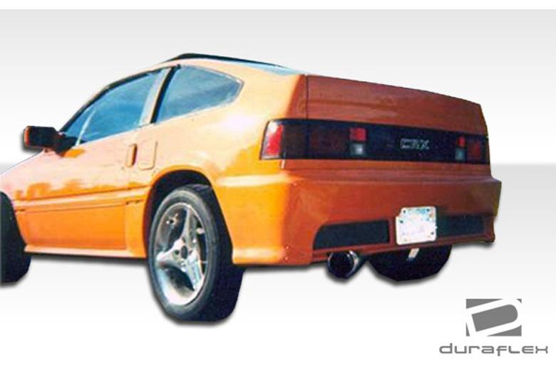 1984 Honda CRX Duraflex Type M Bumper (Rear)