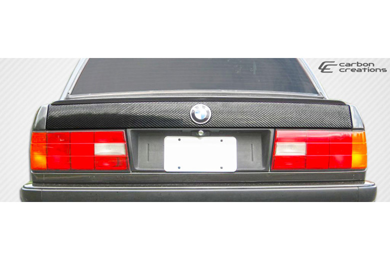 1989 BMW 3-Series Carbon Creations Trunk / Hatch