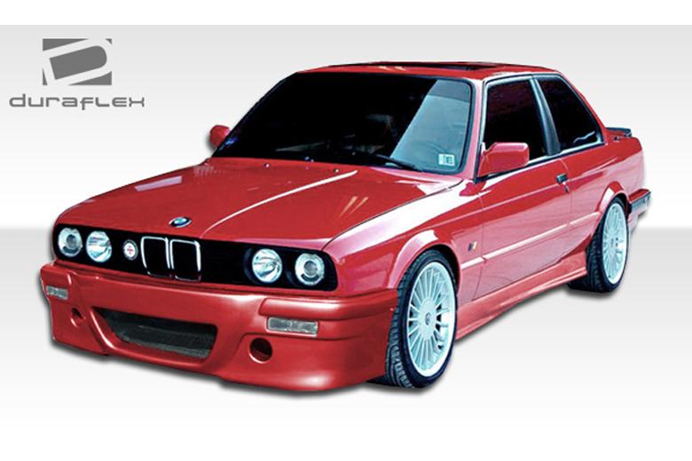 1987 BMW 3-Series Duraflex CSL Look Body Kit