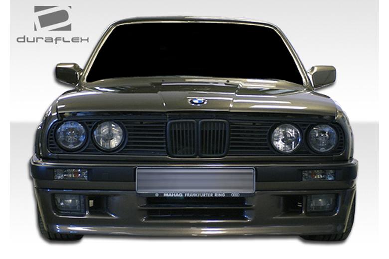 1987 BMW 3-Series Duraflex M-Tech Bumper (Front)