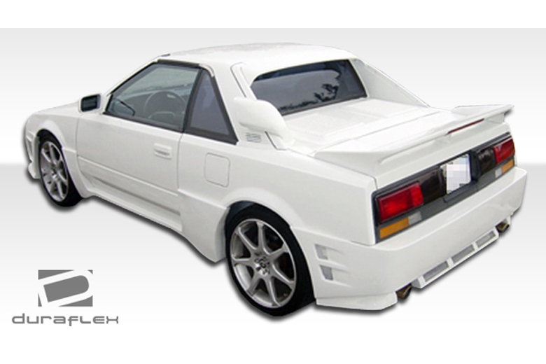 1987 Toyota MR2 Duraflex F-1 Bumper (Rear)
