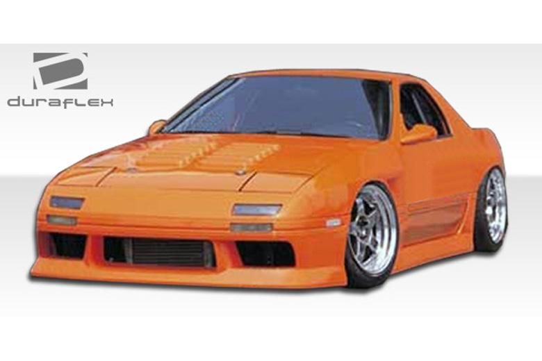 1987 Mazda RX-7 Duraflex B-Sport Body Kit