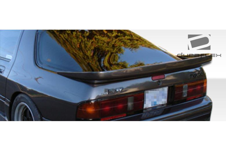 1986 Mazda RX-7 Duraflex Wangan Spoiler