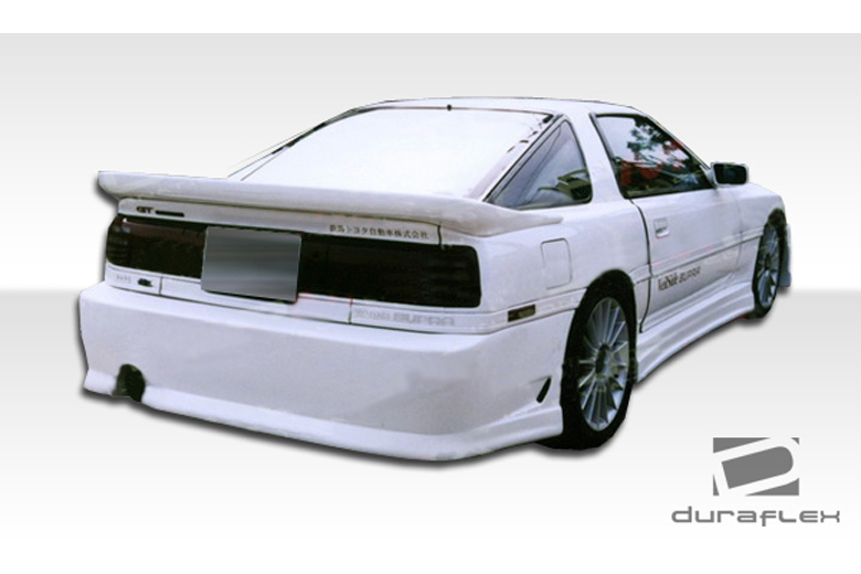 1992 Toyota Supra Duraflex C-1 Bumper (Rear)
