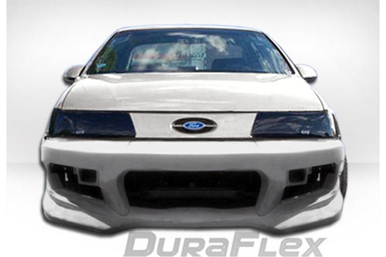 1990 Ford Taurus Duraflex Street Bomber Bumper (Front)